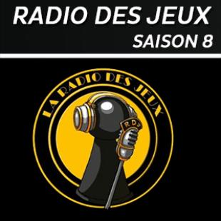 LA RADIO DES JEUX – SAISON 08 – EPISODE 01 – Grrre Games et Serge Laget