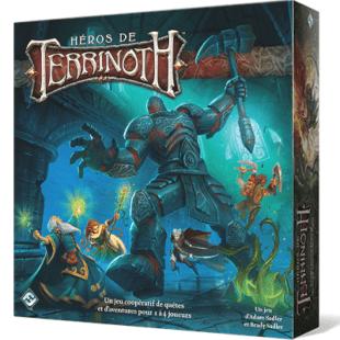 Héros de Terrinoth, ce qui vous attend dans l'ombre