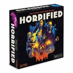 Horrified box cover