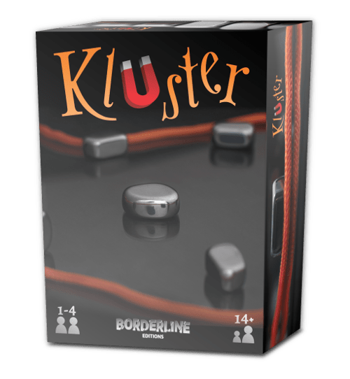 Kluster borderline edition jeu