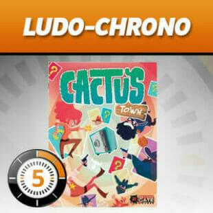 LUDOCHRONO – Cactus Town