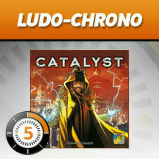 LUDOCHRONO – Catalyst