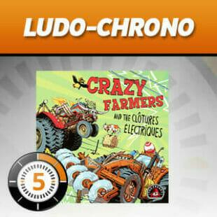 LUDOCHRONO – Crazy Farmers And The Clôtures Électriques