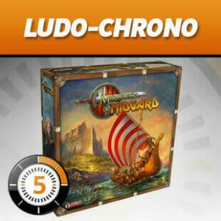 LUDOCHRONO – Maraudeurs de Midgard