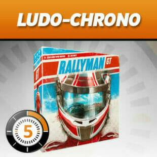 LUDOCHRONO – Rallyman: GT