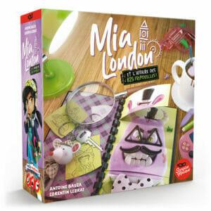 Mia London et l'affaire des 625 fripouilles-Couv-Jeu de société-Ludovox