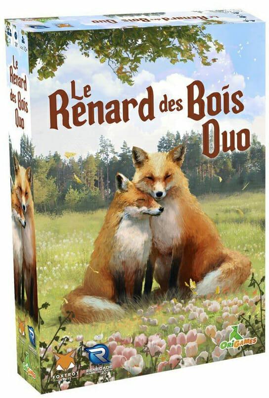 Renard des bois duo-Couv-Jeu de société-Ludovox
