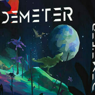 Demeter : La planète des dinosaures