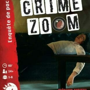 Crime Zoom: His Last Card
