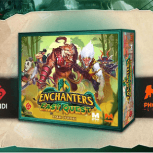 Zoom sur Enchanters: East Quest