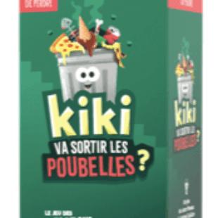 Kiki va Sortir Les Poubelles ?