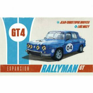 Rallyman GT – Ext  GT4