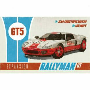 Rallyman GT – Ext  GT5