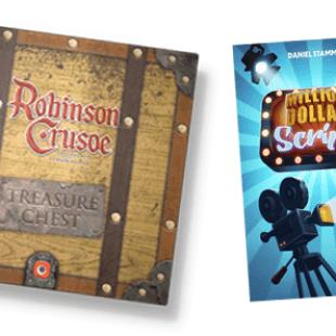 Portal annonce Million Dollar Script et le retour de Robinson Crusoe