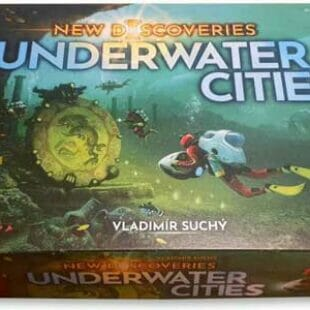 Underwater Cities : New Discoveries en plongée.