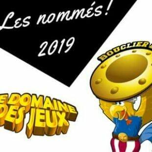 Bouclier d'or 2019