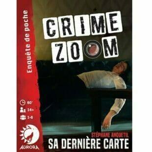 Crime Zoom : sortez les objectifs !