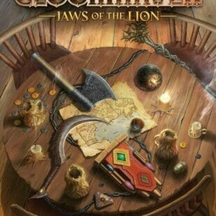 Gloomhaven – Jaws of the lion