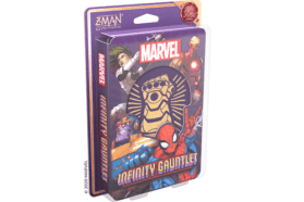 Infinity Gauntlet: A Love Letter Game, ou quand Marvel inonde le J2S