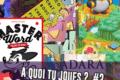 À QUOI TU JOUES ? SPÉCIAL FIJ 2020 [2] : Muse, Saline, Master word, Ghost adventure, Hadara, Maraudeurs de Midgard, Les petites bourgades, Idus martii, Dreamscape, Taco chat …