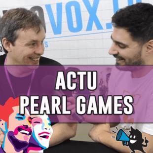 FIJ 2020 – Pearl Games : jeu Troyes Dice et projets à venir