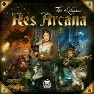 Entretien avec Tom Lehmann, auteur de Res Arcana