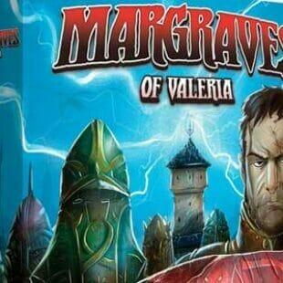 Margraves of Valeria en version française chez les canards chanceux