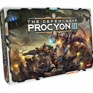 The Defence of Procyon III