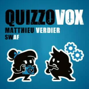 QuizzoVox – Matthieu Verdier – SWAF