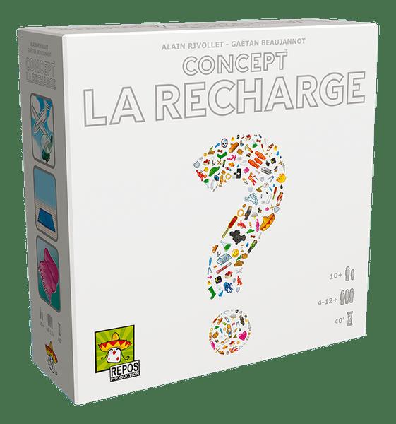 concept la recharge