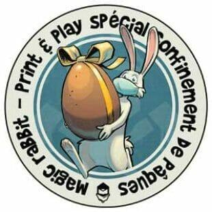 Magic Rabbit monte sur scène