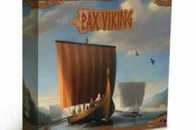 Pax Viking débarque sur kickstarter