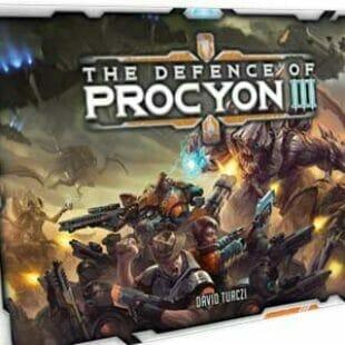 The Defence of Procyon III – lancement en orbite interstellaire