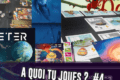 À QUOI TU JOUES ? SPÉCIAL FIJ 2020 [4] : Atlantes, Association 10D, Cowboy bebop Space Serenade, Demeter, Dream Runners, Klimato, Magnum Opus, Poisons, Valentine's Day, Escape The Dark Castle