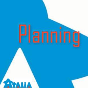 Zoom sur le nouveau planning des sorties Atalia