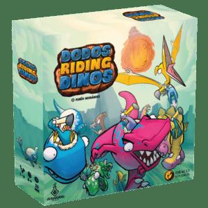 Dodos Riding Dinos jeu