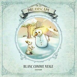 Dreamscape - Blanc Comme Neige