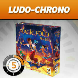 LUDOCHRONO – Magic fold