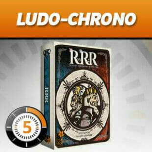 LUDOCHRONO – RRR (Royauté vs. Religion: Revolution)