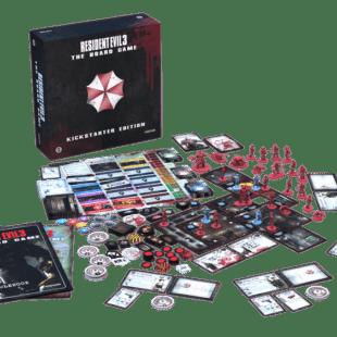 Le test de Resident Evil 3: The Board Game