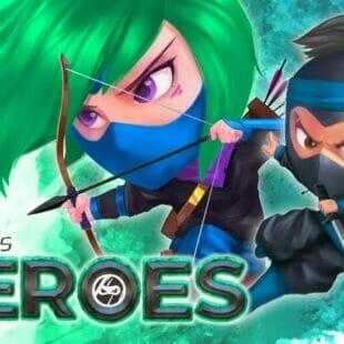 Tiny Ninjas: Heroes