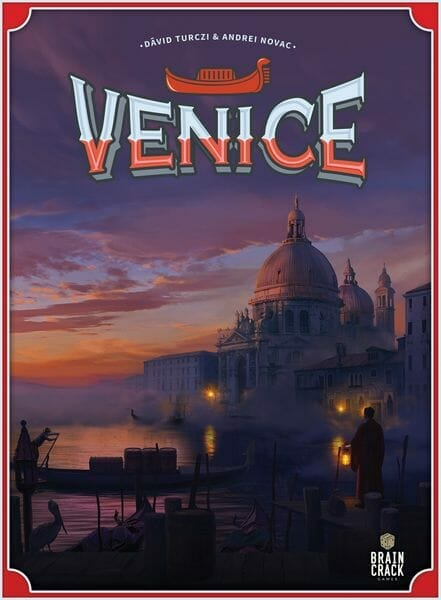 Venice JEU