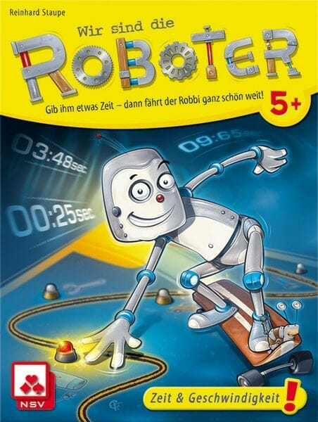 Wir sind die Roboter jeu