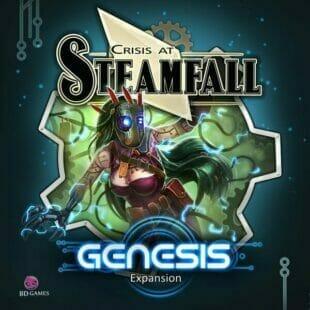 Crisis at Steamfall: Genesis