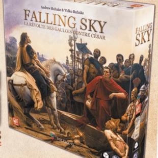 Falling Sky La révolte des Gaulois contre César
