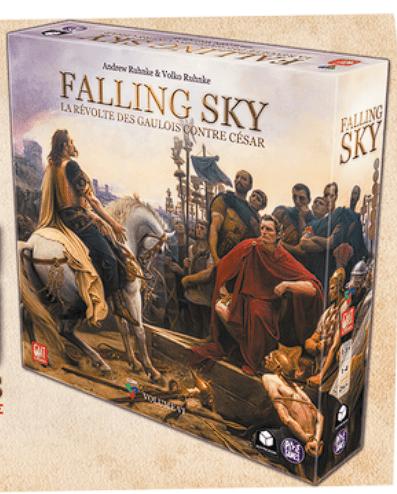 falling sky jeu
