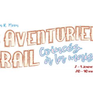 Days of Wonder annonce Les Aventuriers du Rail : coincés à la maison