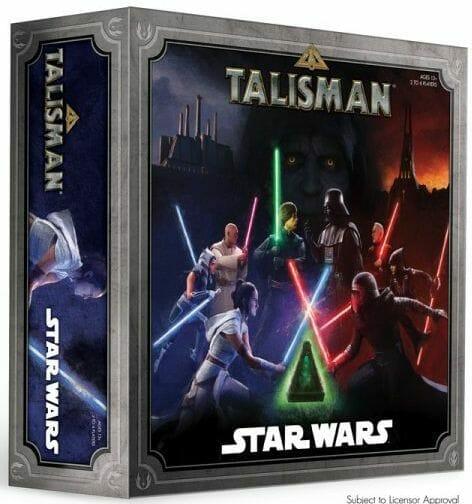 talisman star wars jeu