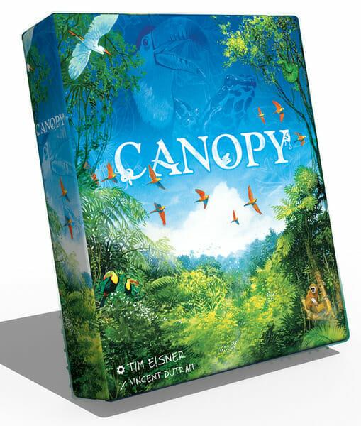 Canopy jeu
