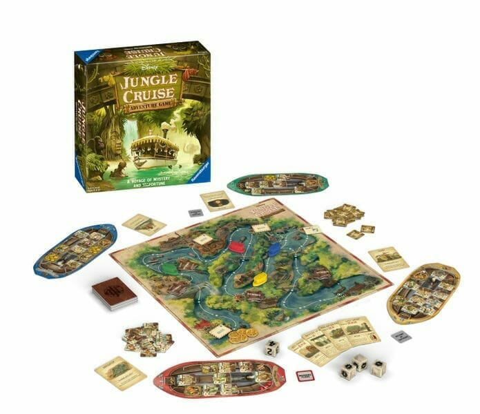 Disney Jungle Cruise Adventure Game jeu